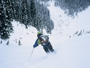 Ruby Creek Skiing
