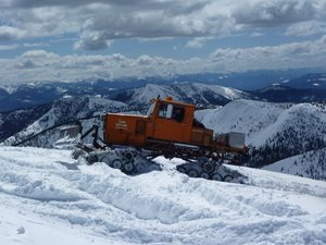 Snowcat Assisted Touring